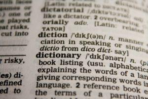 イギリス英語を学習するのにおすすめな辞書